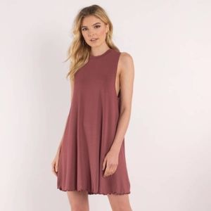 Flowy  Shift Dress